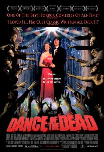 Dance of the Dead kapak