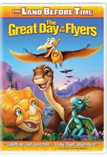 The Land Before Time XII: The Great Day of the Flyers kapak