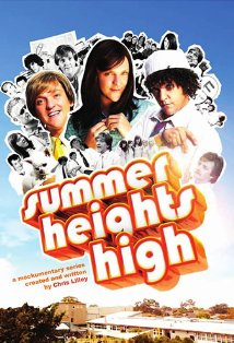 Summer Heights High kapak