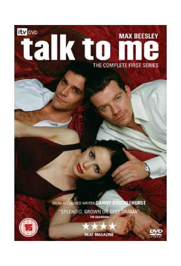 Talk to Me kapak