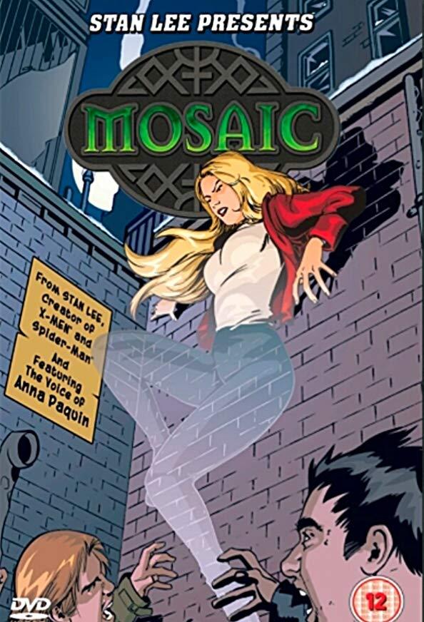 Mosaic kapak