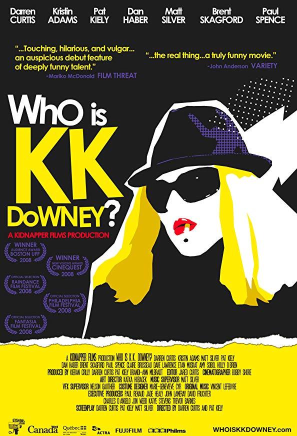 Who Is KK Downey? kapak