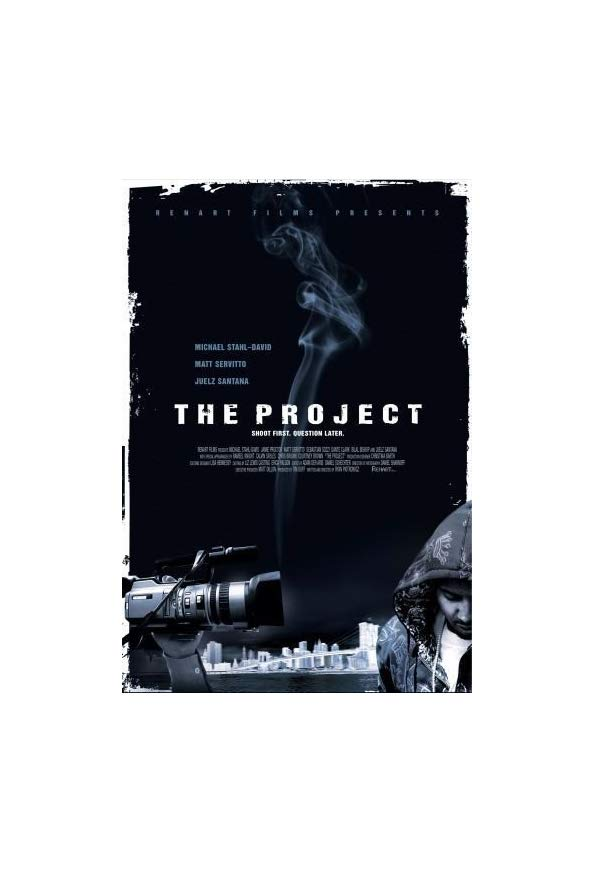 The Project kapak