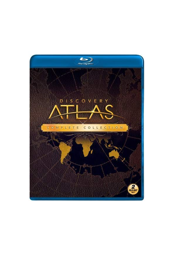 Discovery Atlas kapak