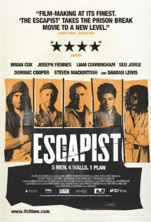The Escapist kapak