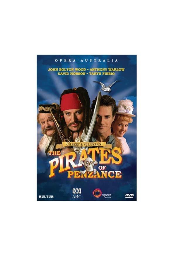 The Pirates of Penzance kapak