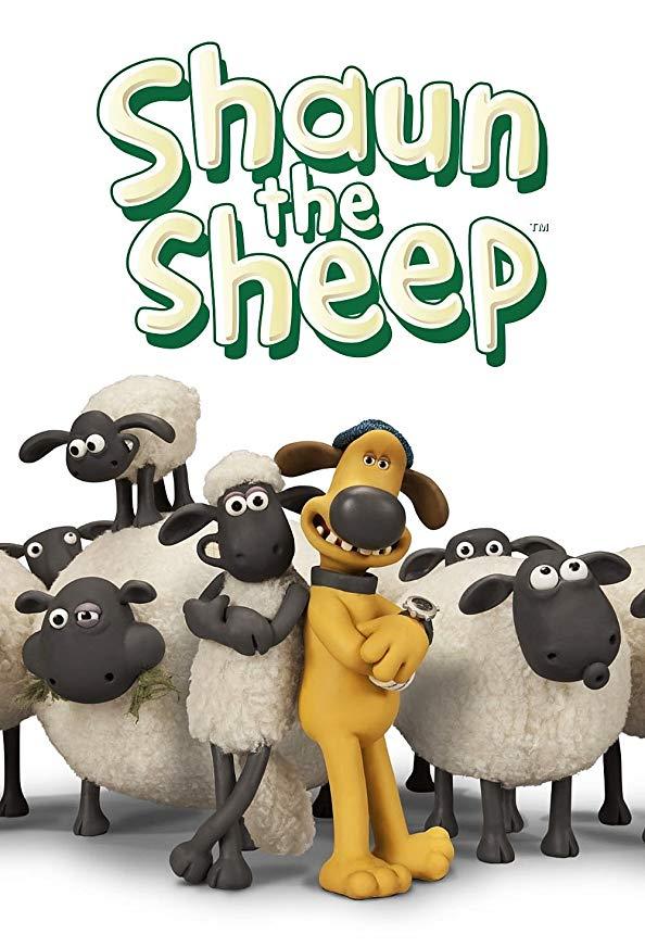 Shaun the Sheep kapak