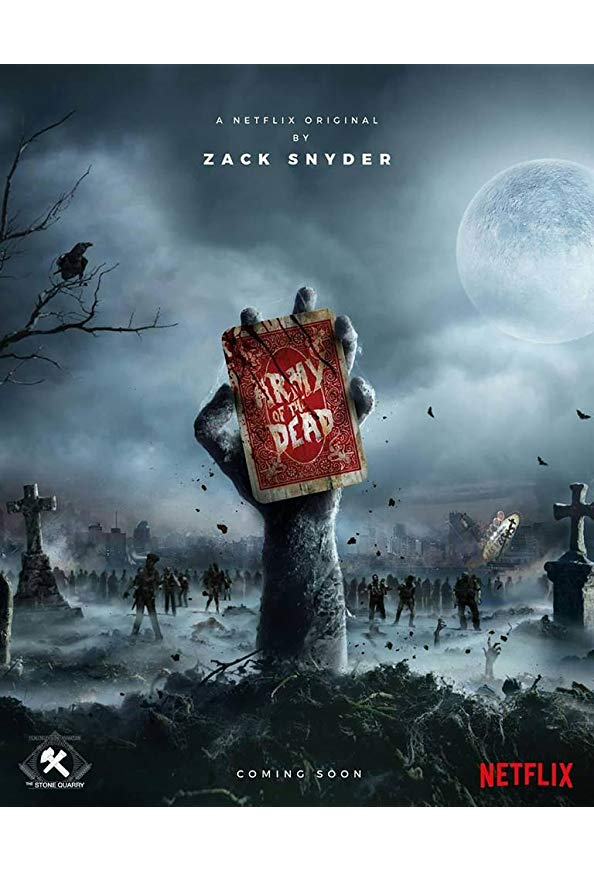 Army of the Dead kapak
