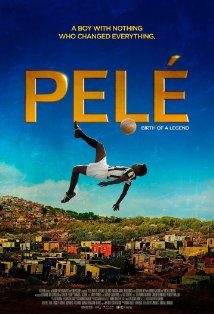 Pelé: Birth of a Legend kapak