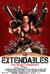 The Extendables kapak