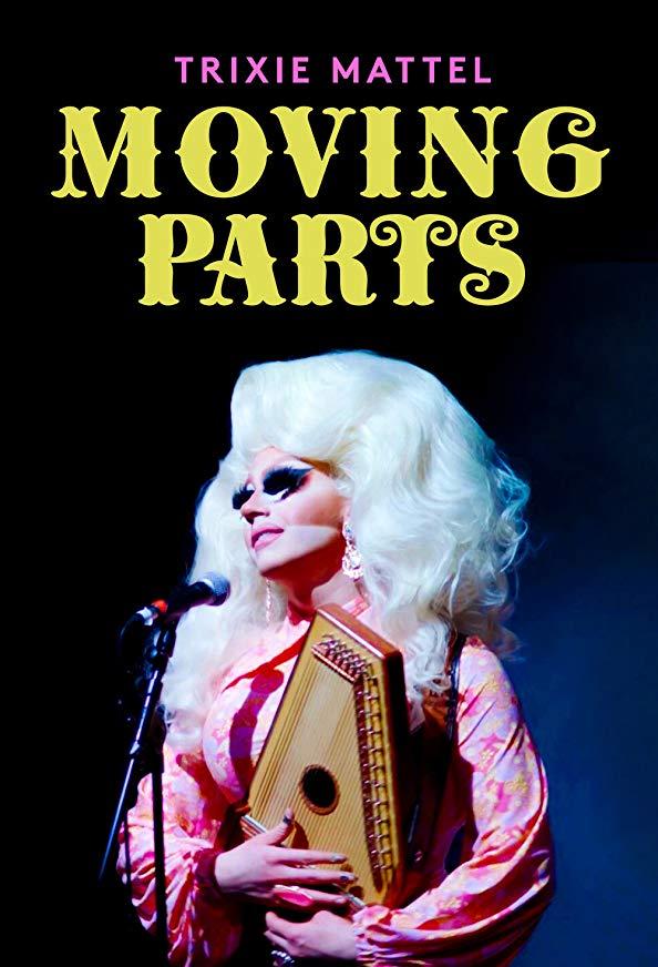 Trixie Mattel: Moving Parts kapak