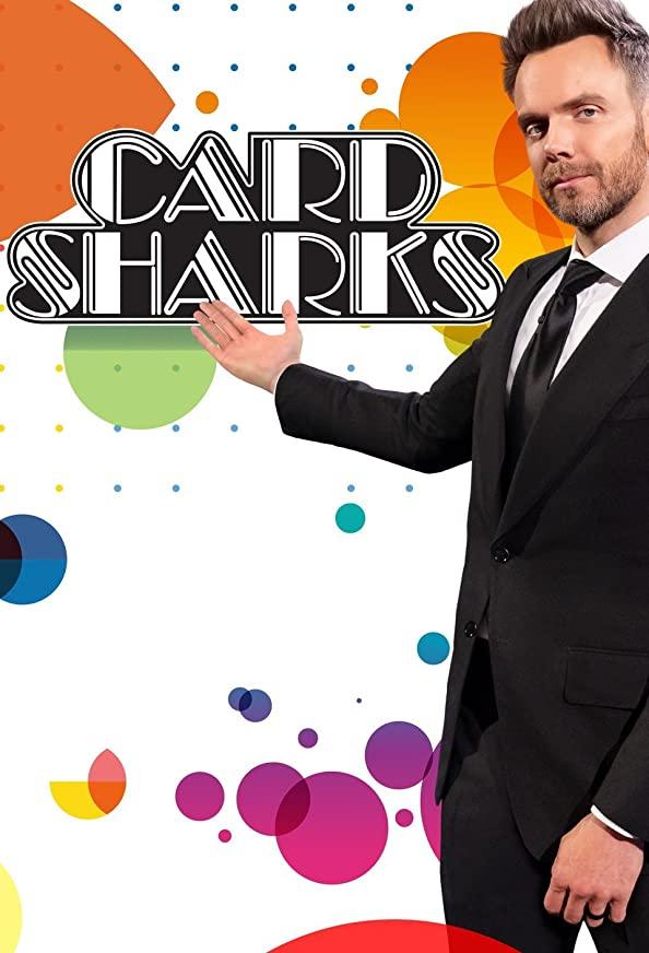 Card Sharks kapak