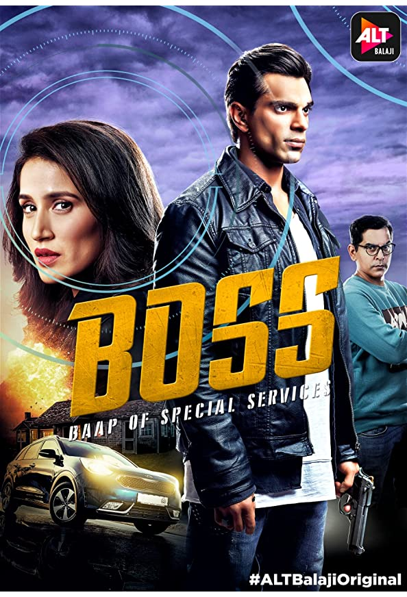 BOSS: Baap of Special Services kapak