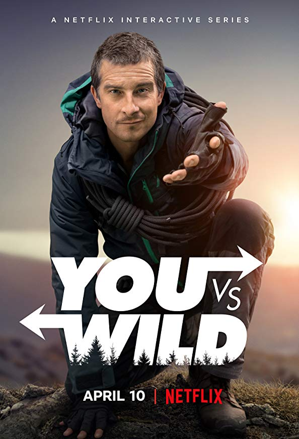 You vs. Wild kapak