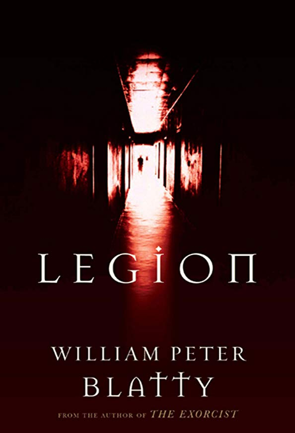 The Exorcist III: Legion kapak