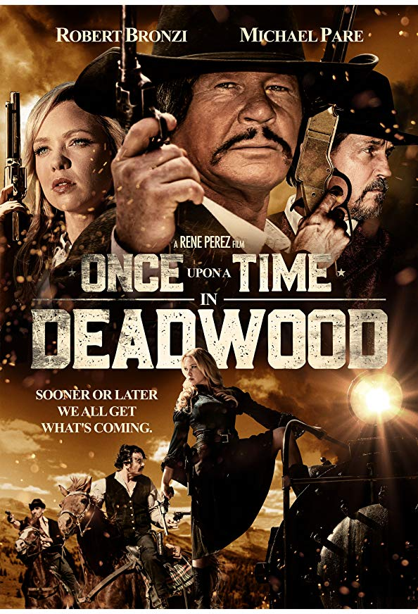 Once Upon a Time in Deadwood kapak