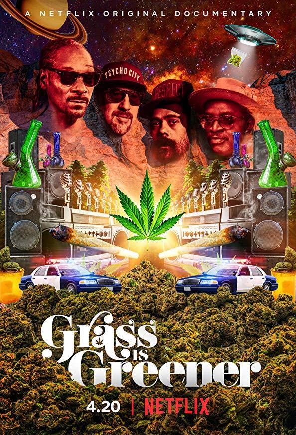 Grass is Greener kapak