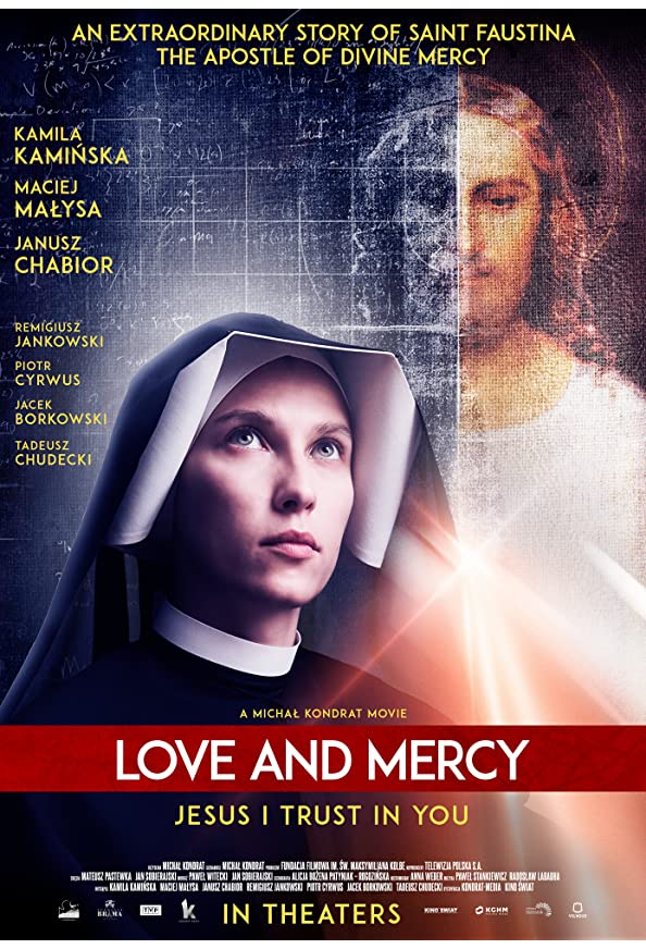 Faustina: Love and Mercy kapak