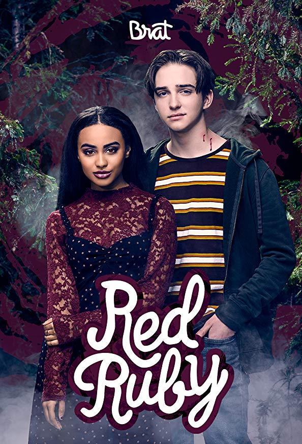 Red Ruby kapak