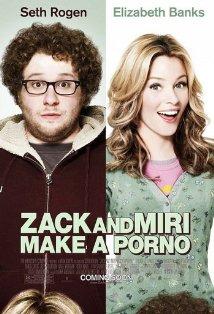 Zack and Miri Make a Porno kapak