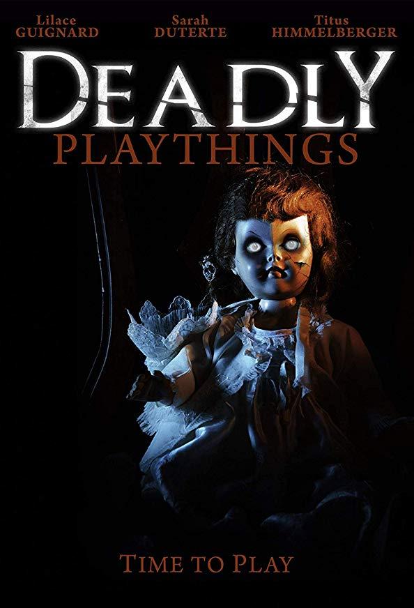 Deadly Playthings kapak
