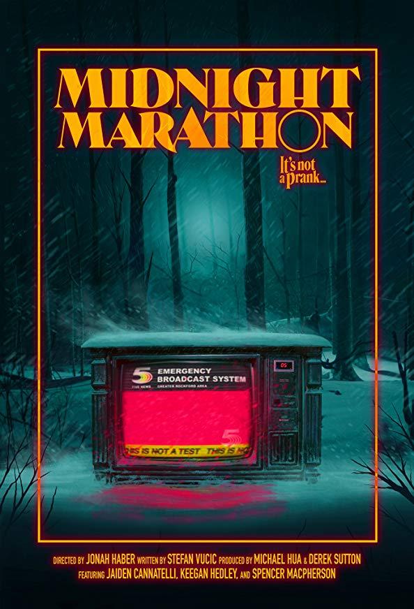 Midnight Marathon kapak