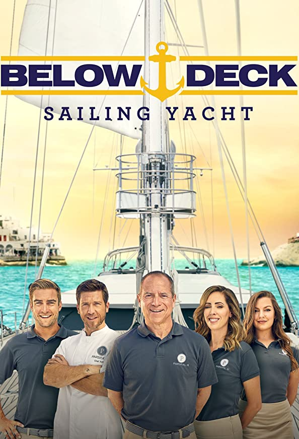 Below Deck Sailing Yacht kapak