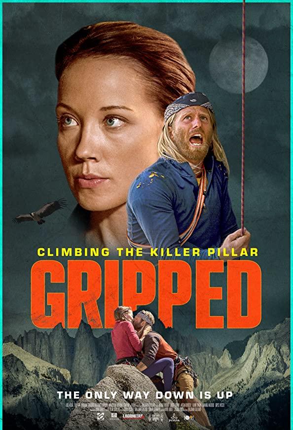 Gripped: Climbing the Killer Pillar kapak