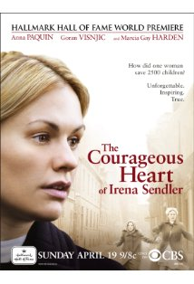The Courageous Heart of Irena Sendler kapak