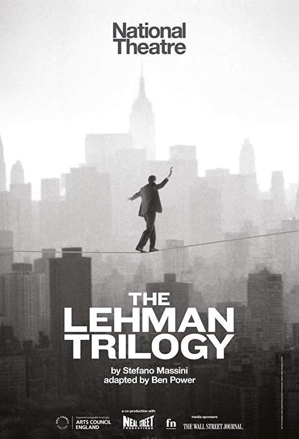 The Lehman Trilogy kapak