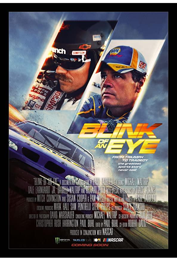 Blink of an Eye kapak