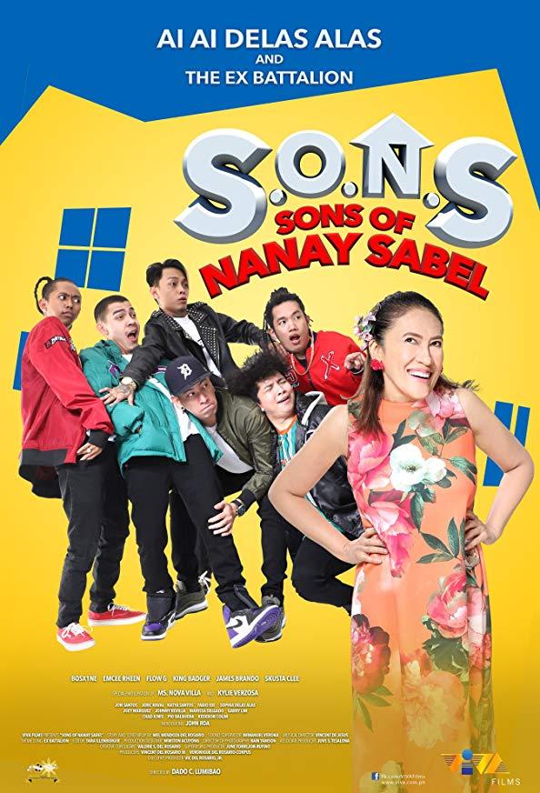 S.O.N.S. (Sons of Nanay Sabel) kapak
