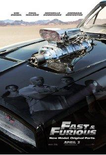 Fast & Furious kapak
