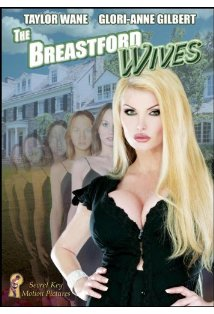 The Breastford Wives kapak