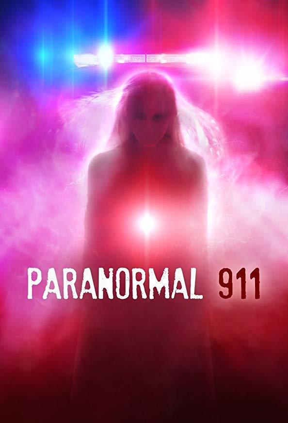 Paranormal 911 kapak