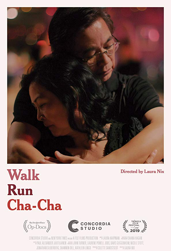 Walk Run Cha-Cha kapak
