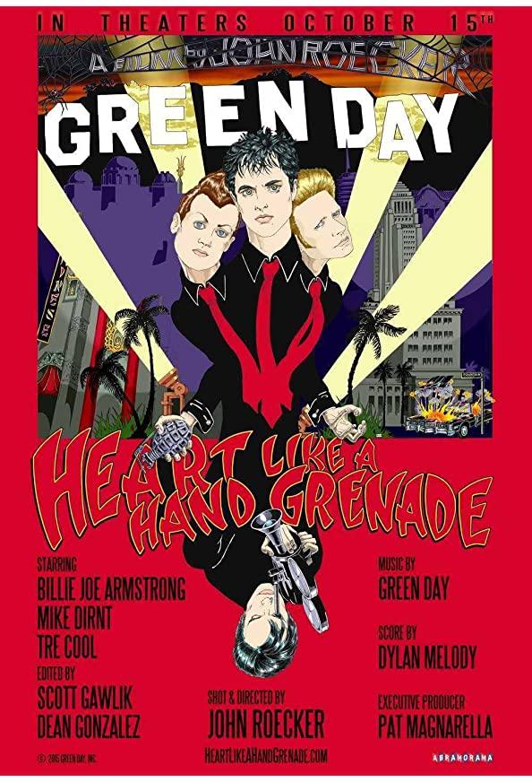 Heart Like a Hand Grenade kapak