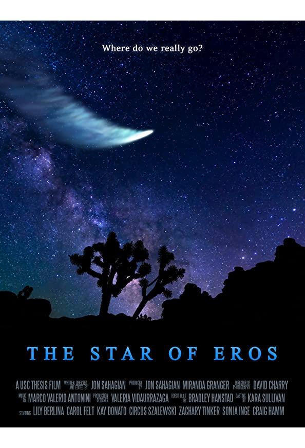 The Star of Eros kapak