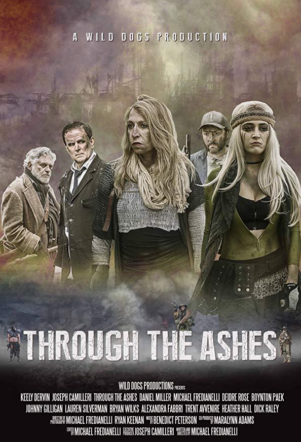 Through the Ashes kapak