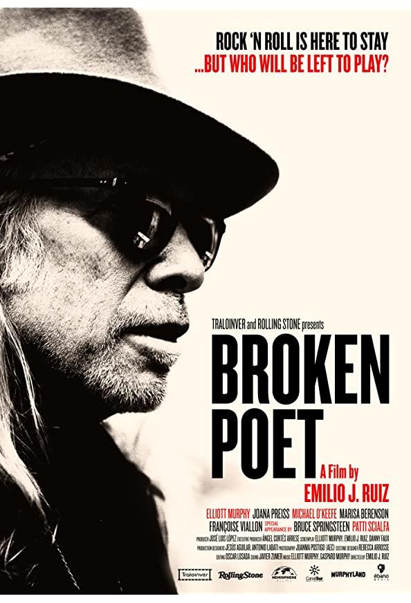 Broken Poet kapak