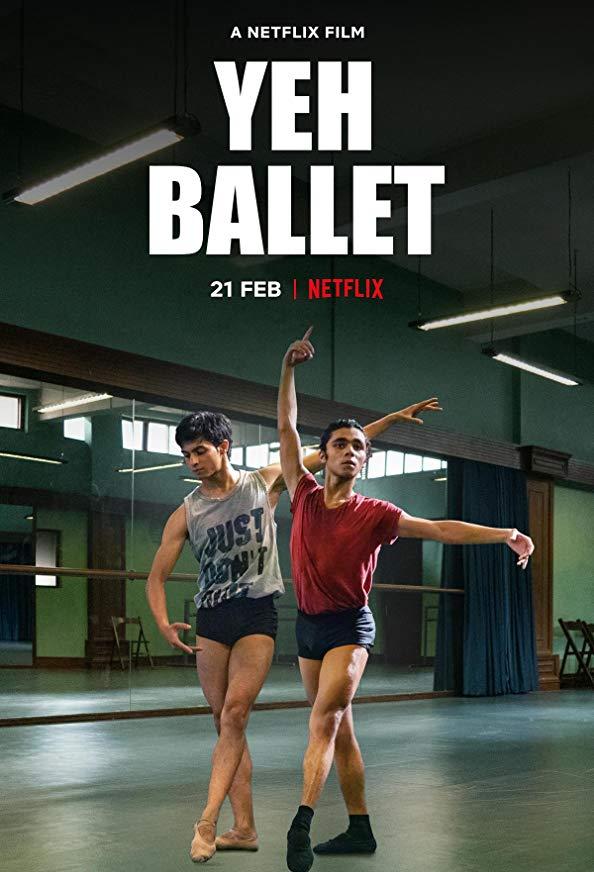 Yeh Ballet kapak