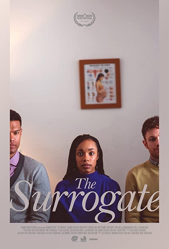 The Surrogate kapak
