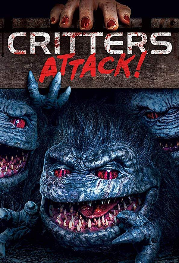 Critters Attack! kapak