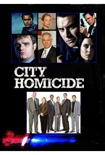 City Homicide kapak