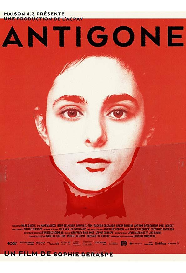 Antigone kapak