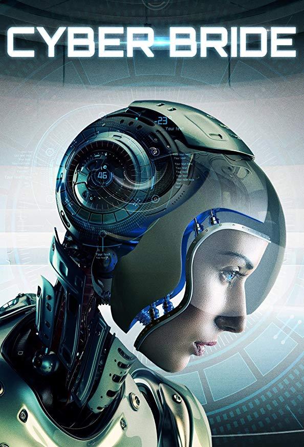 Cyber Bride kapak
