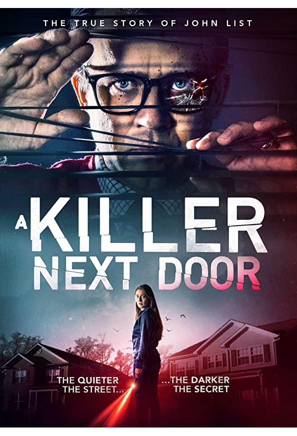 A Killer Next Door kapak
