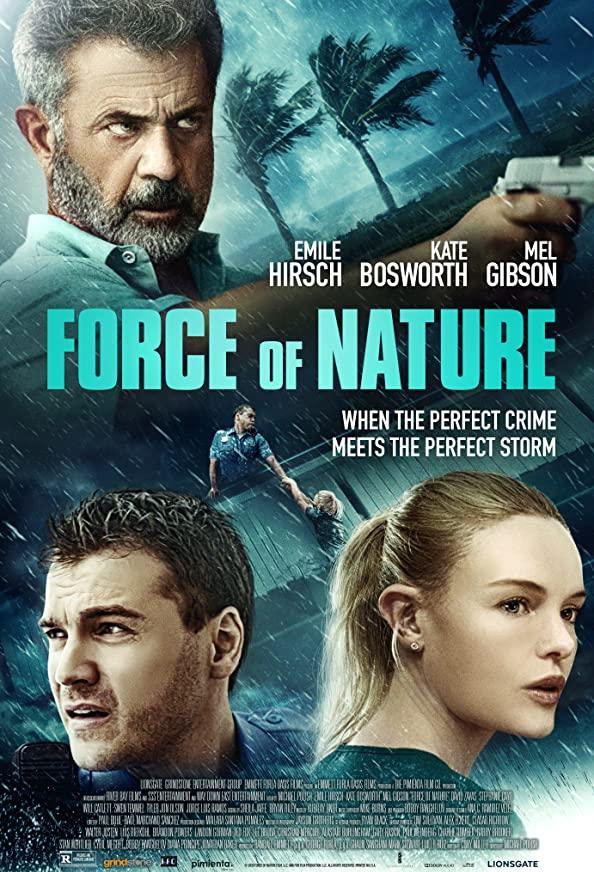 Force of Nature kapak