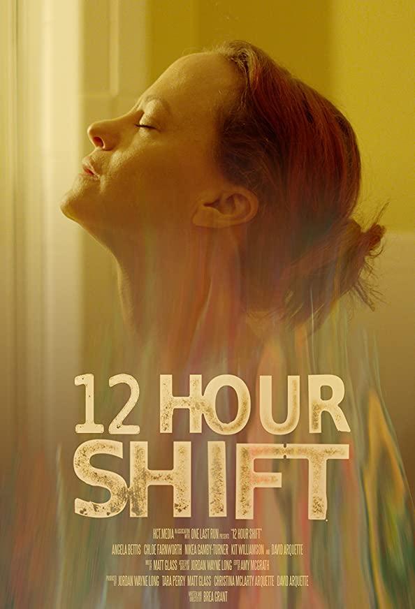12 Hour Shift kapak