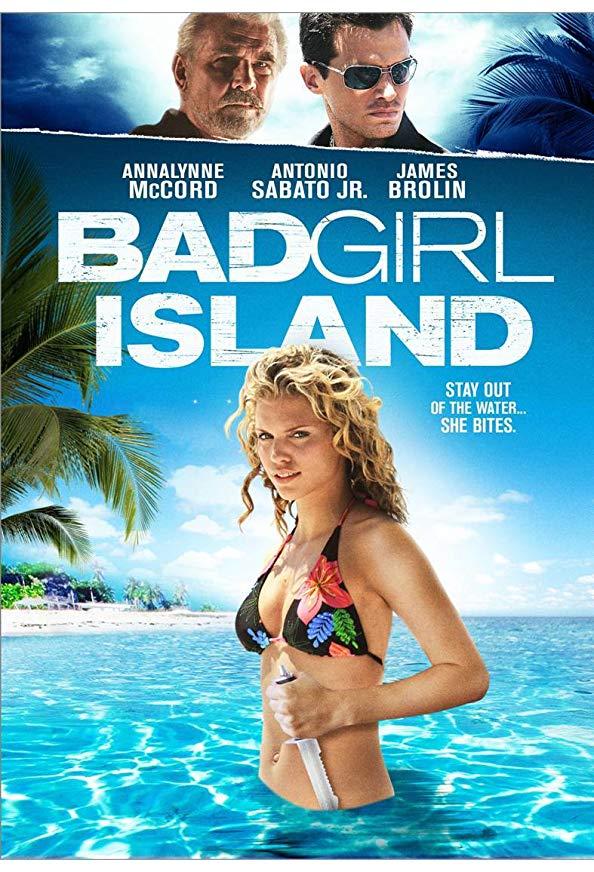 Bad Girl Island kapak